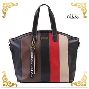 ● Nikky - Jules Satchel Bag by Nicole Lee ●